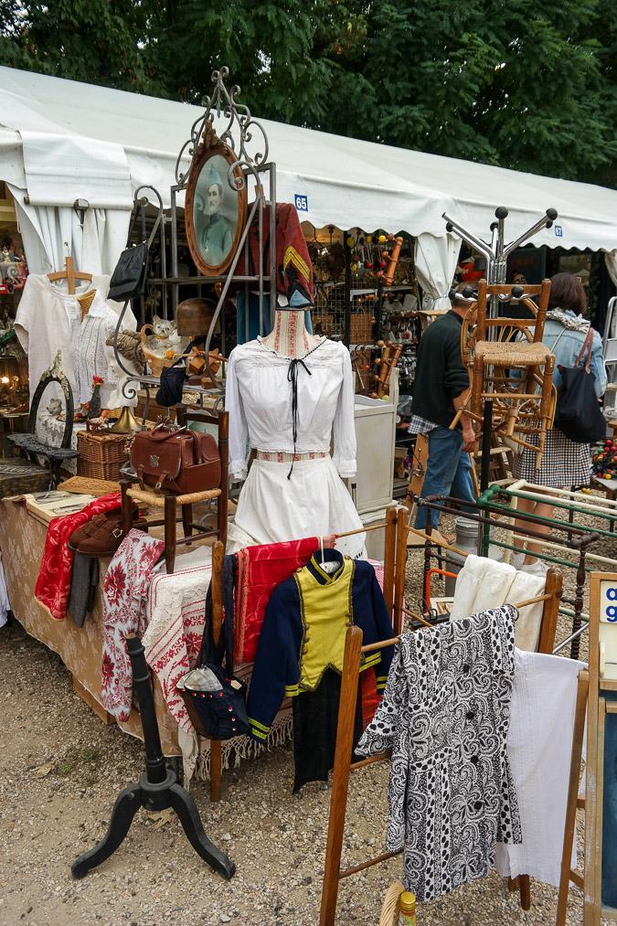 Brocante market Chatou