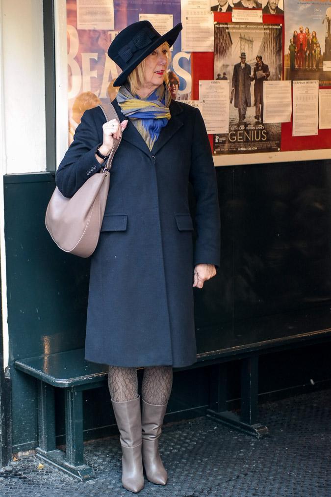 black-coat-max-mara-and-blue-hat-1