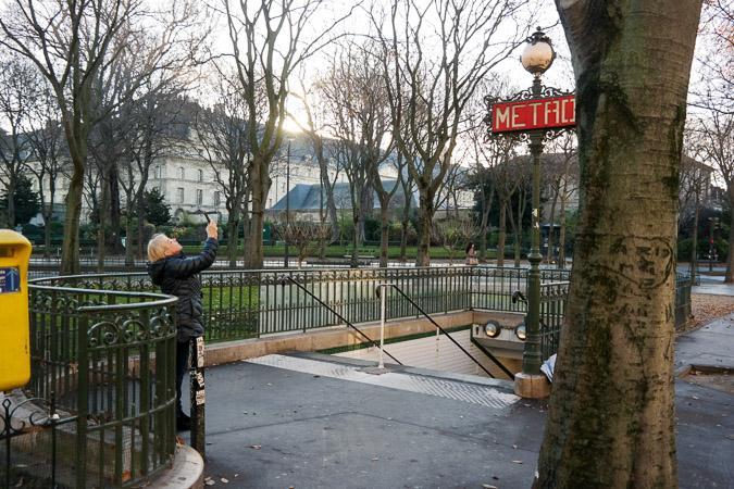 Weekend in Paris with Susan