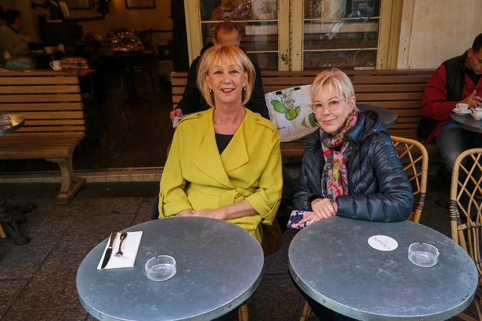 Weekend in Paris with Susan