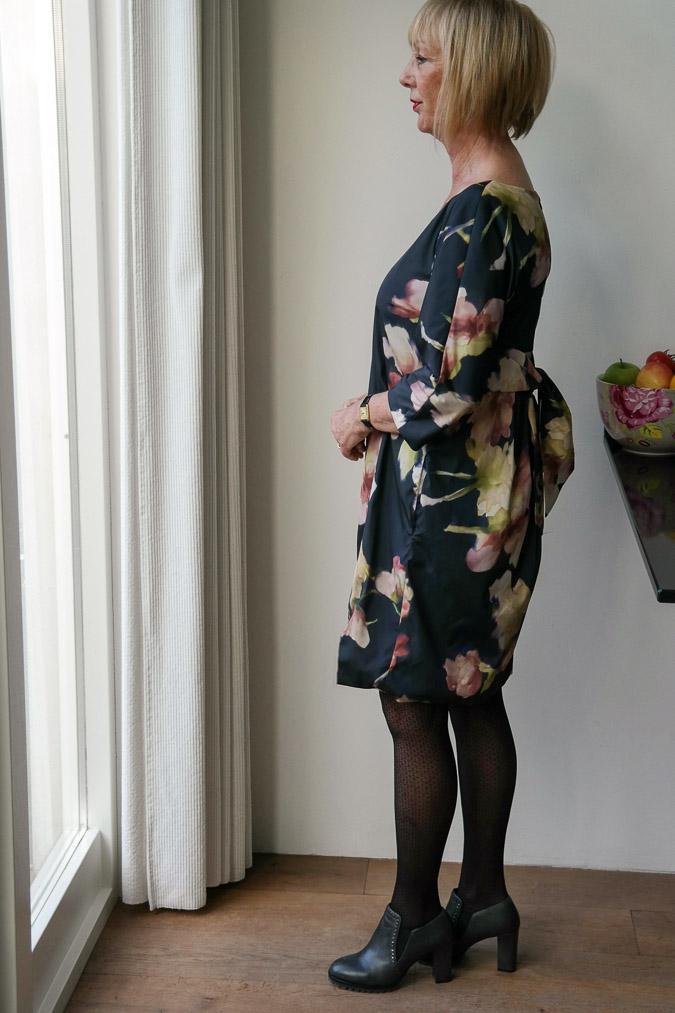 Flower dress by Max Mara