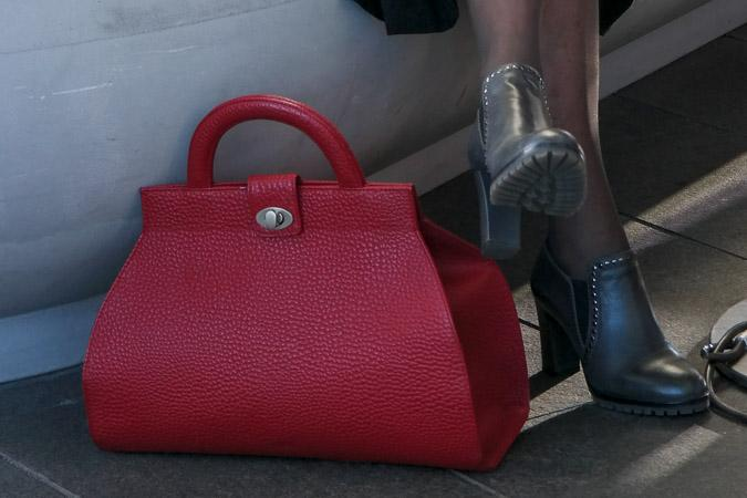 Red bag by VOI