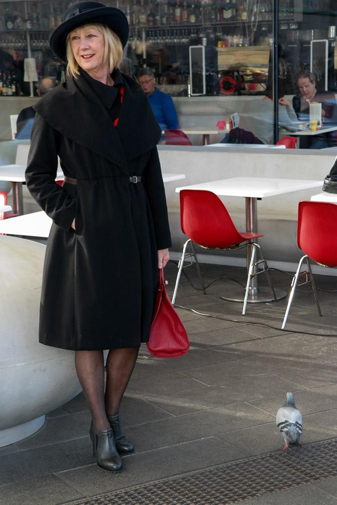 Coat by Annette Görtz