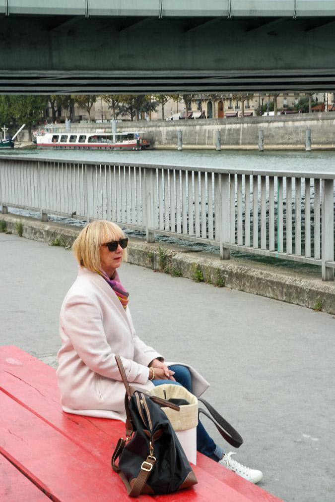 Pink coat by Filippa K