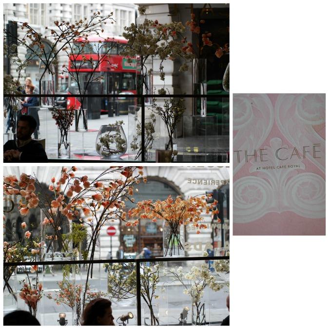 Café Royal in London