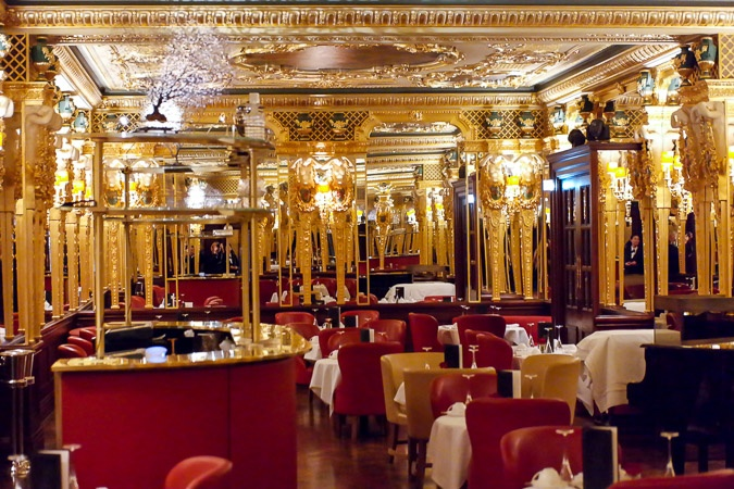 Café Royal in London