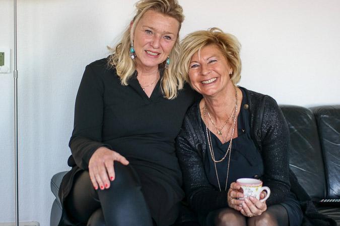 Jilske and Marijke