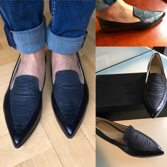Eijk flat shoes