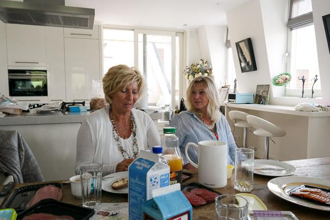 Marijke and Jilske