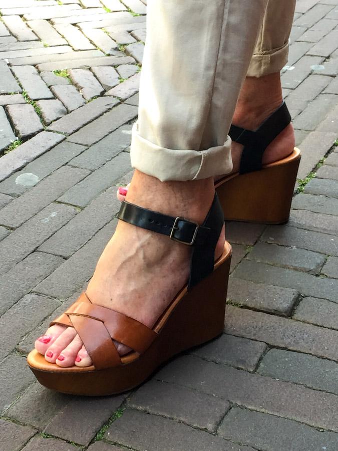 Bellamy Gallery sandals
