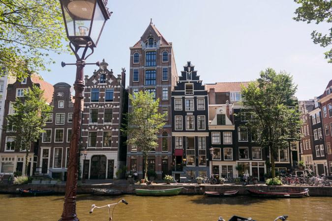 Shopping Sunday in Amsterdam