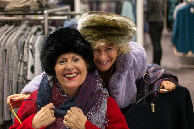 Marianne and Marijke