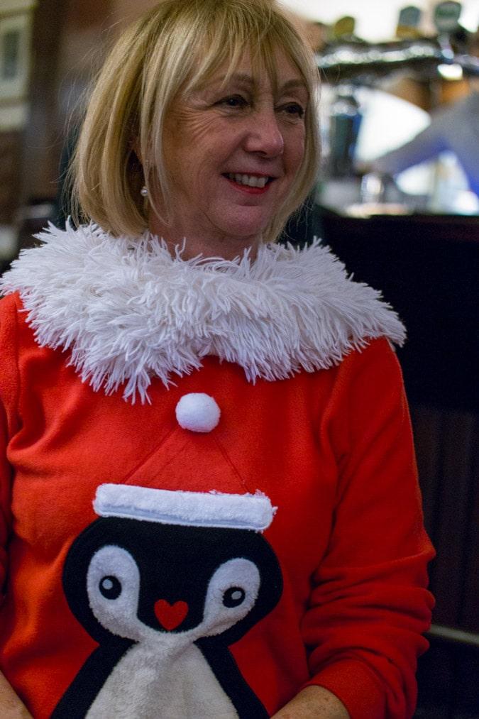 Christmas dress-up has gone AWOL