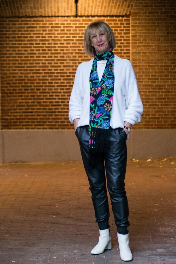 Long scarf Essentiel Antwerp