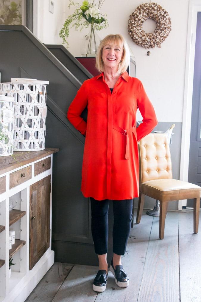 Red Sportmax dress
