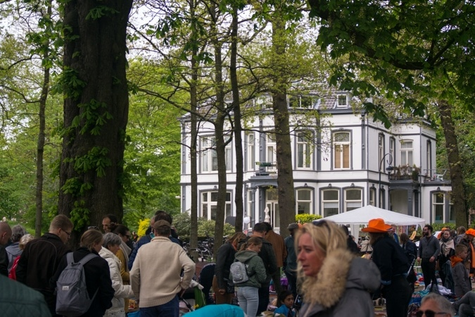 Kenaupark Haarlem