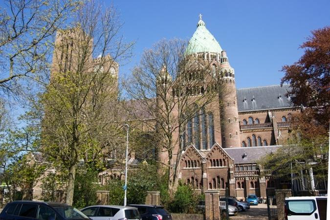Basilica St Bavo Haarlem