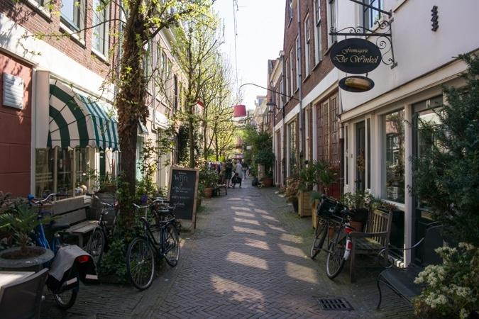 Haarlem, Vijfhoek