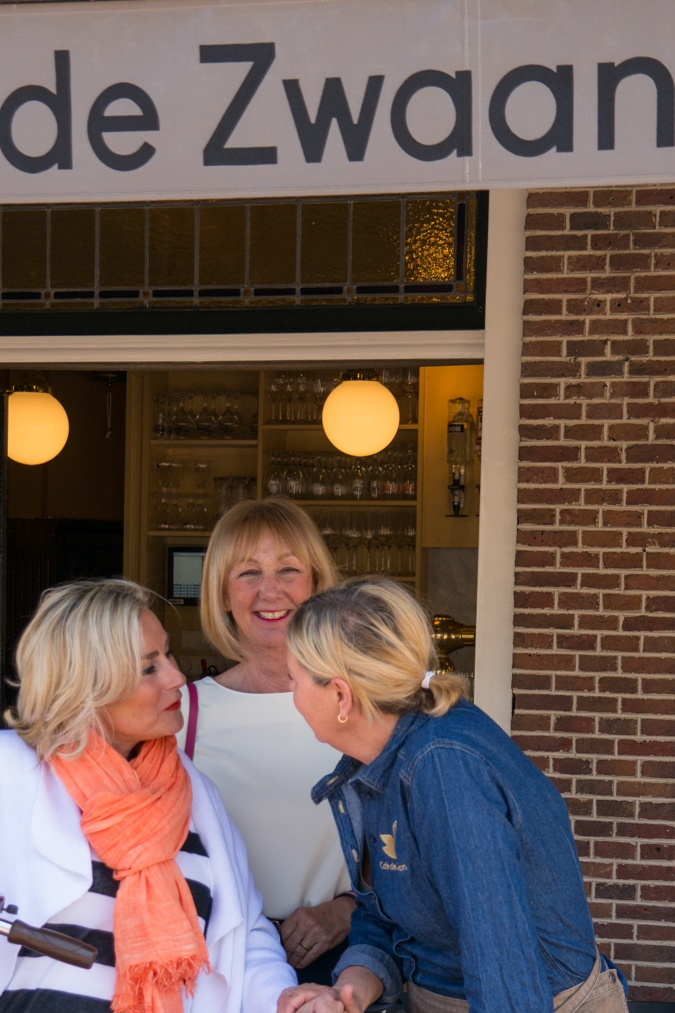 Ellen, Greetje and Greet