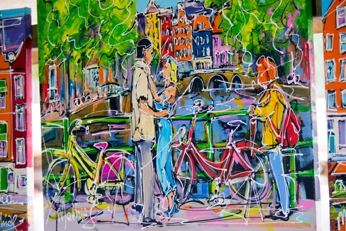 Noordermarkt Amsterdam