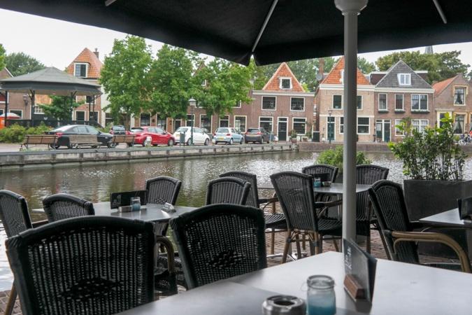 Spaarndam, restaurant De Kolk