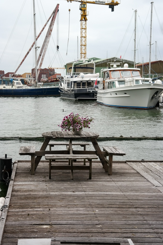 Spaarndam harbour