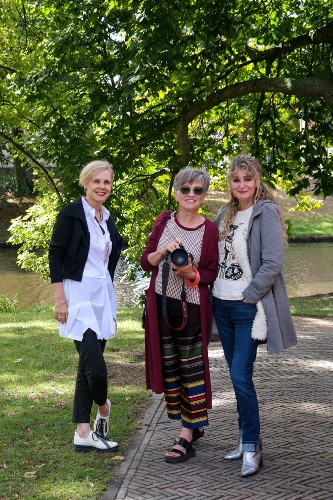 Sulvia, Misja and Anja