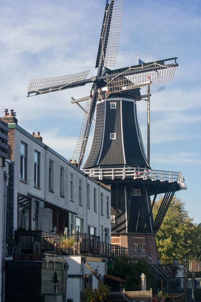 Haarlem, Adriaan windmill