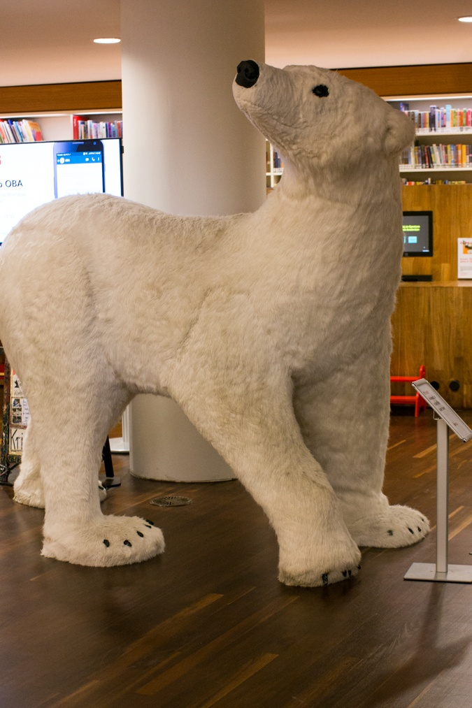 Openbare Bibliotheek Amsterdam OBA