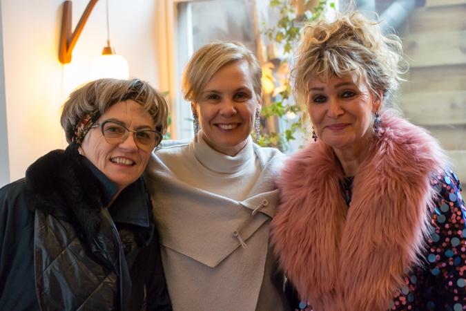 Misja, Sylvia and Anja