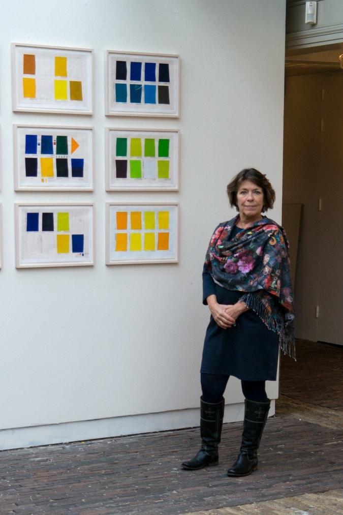 Loes and Art Kees Visser
