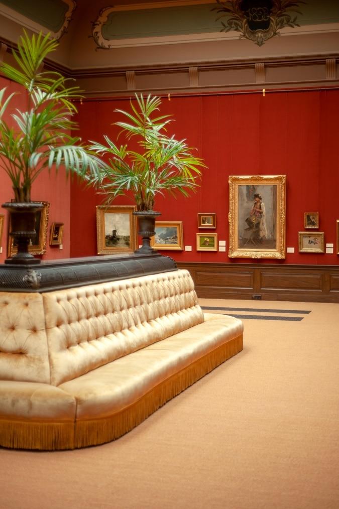 Teylers Museum in Haarlem