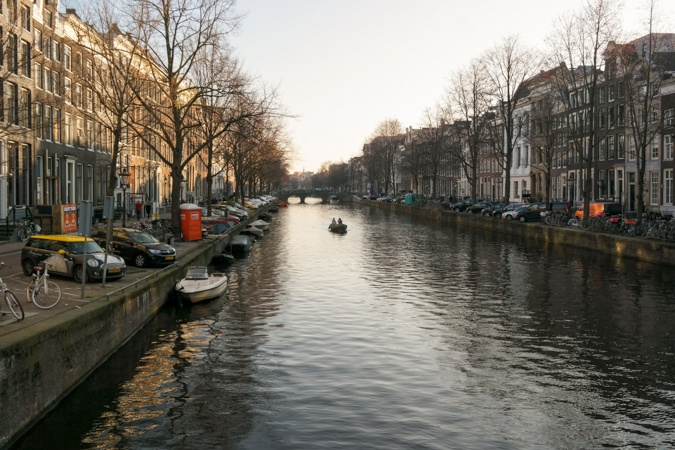 Amsterdam, the 9 Streets