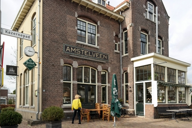 Bed and Breakfast in station Amstelveen