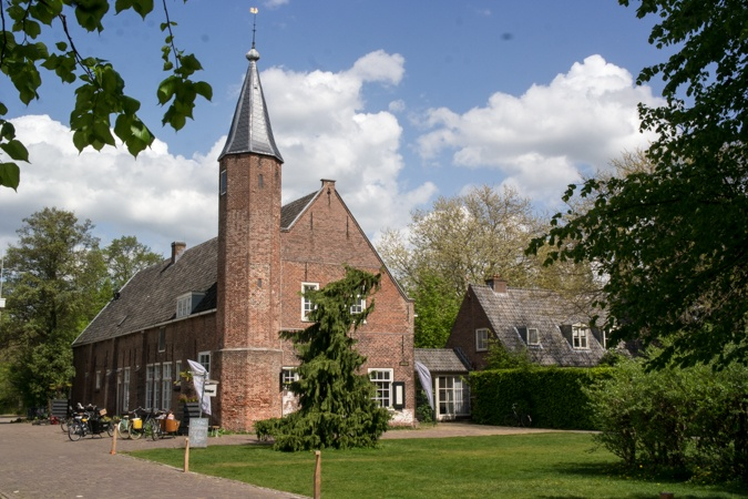 Church at Stadskweektuin Haarlem