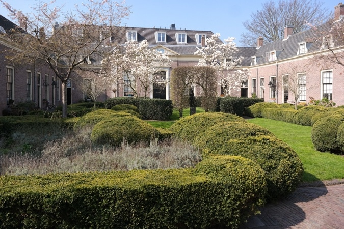 Hofje van Oorschot Haarlem