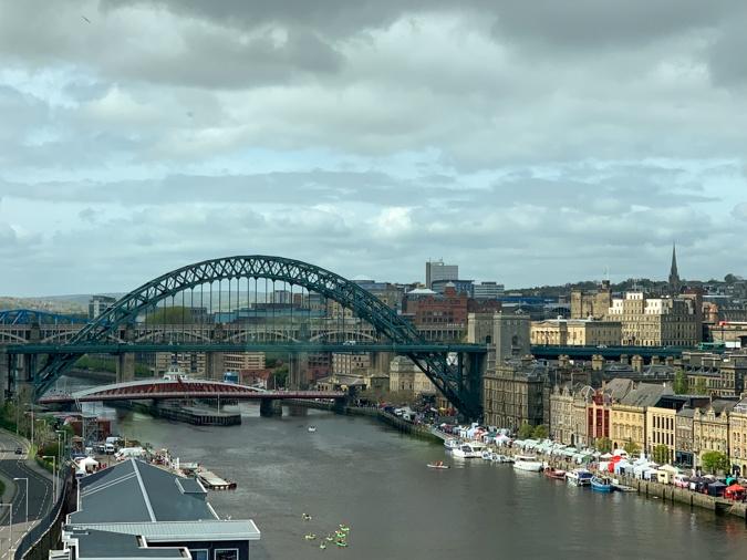 Bridge Newcastle upon Tyne