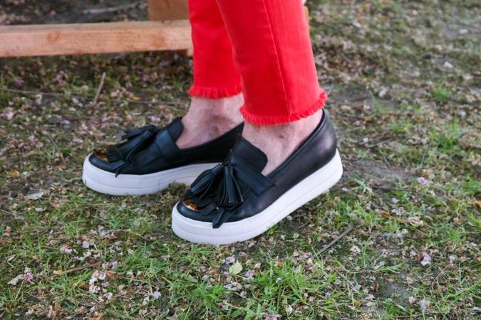 Essentiel sneakers