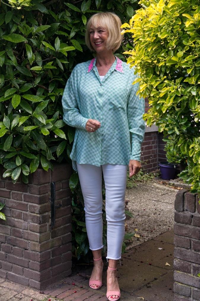 Green Essentiel shirt