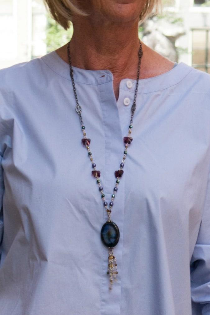 Necklace Suzanne Carillo