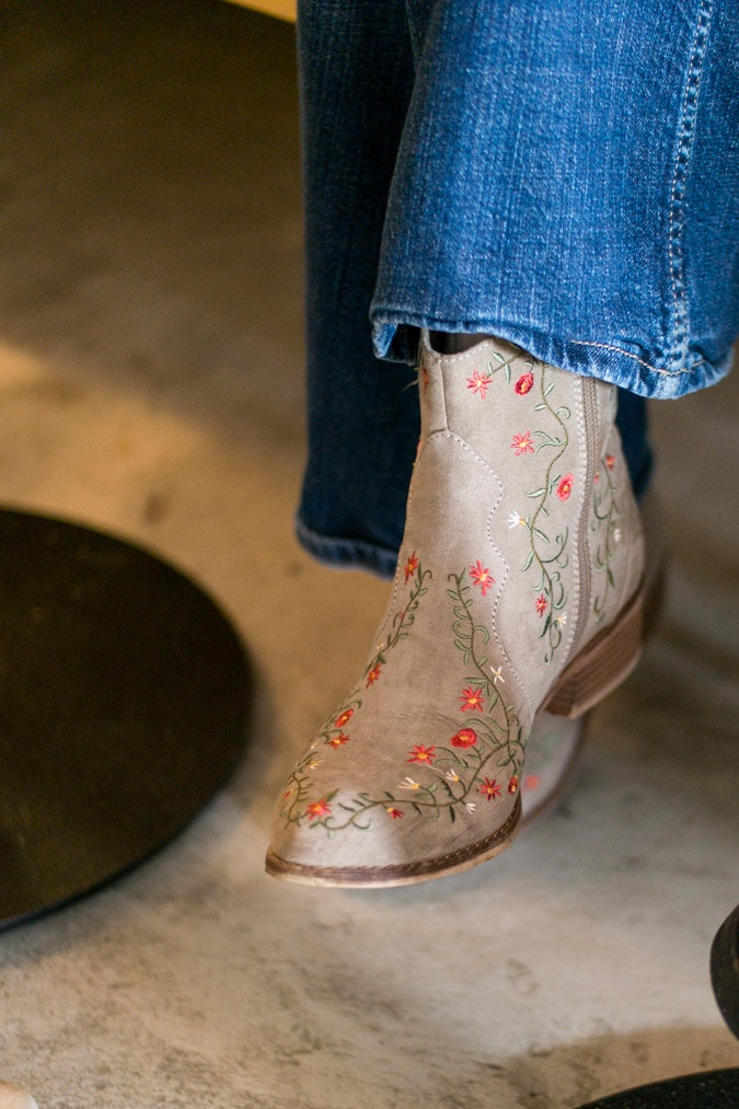 Boots Anja