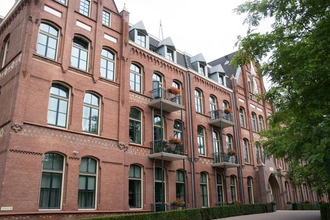 Rosorum home in Haarlem