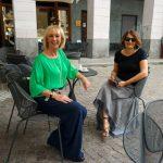 Seeing Daniela again in Italy, August 2019, part 1