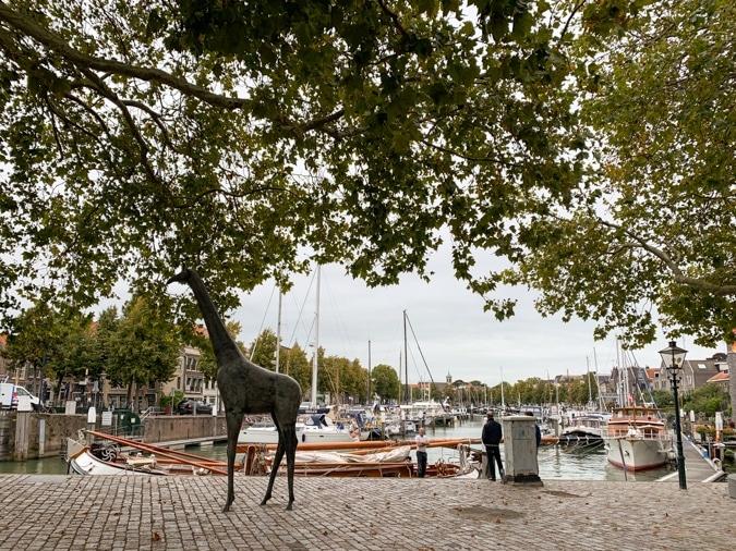 Dordrecht harbour