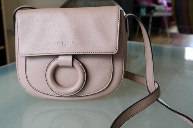 Sequoia mini bag blush pink