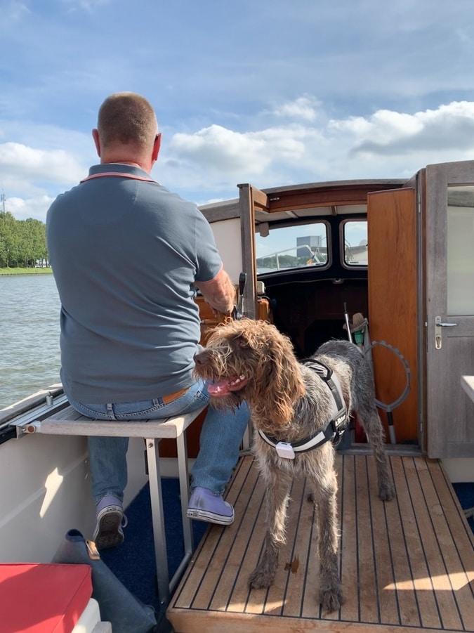 Watson on board