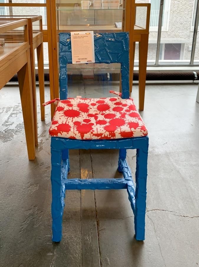 chair Piet Hein Eek and Studio Job