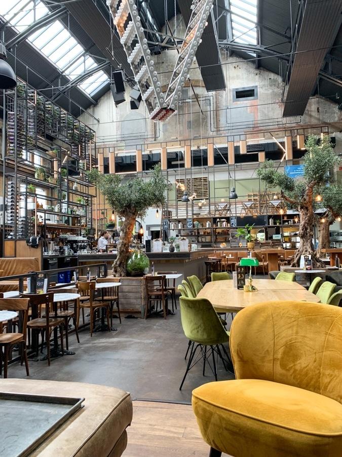 Restaurant Khotinsky in Dordrecht