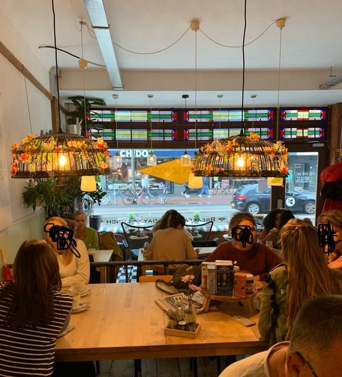 Restaurant Meneer de Boer in Eindhoven