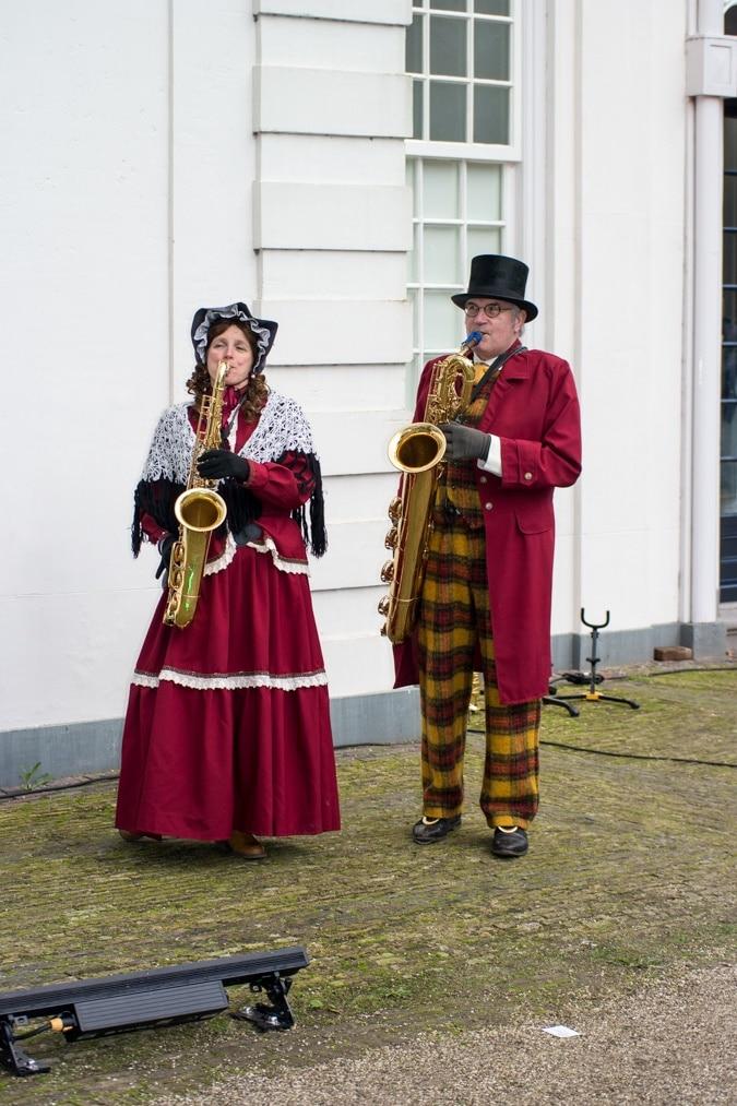 Christmas fair at Beeckestijn 2019